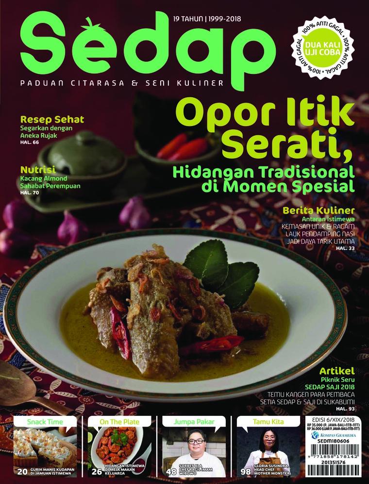Sedap Digital Magazine ED 06 2018