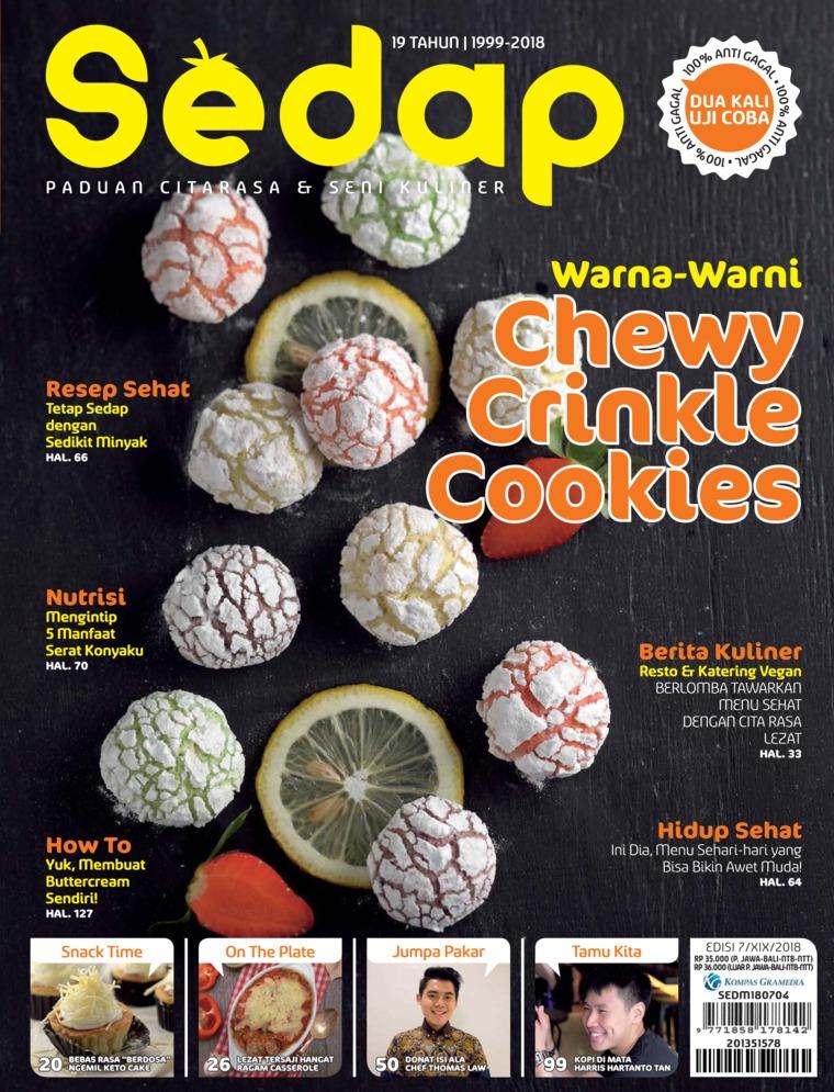 Sedap Digital Magazine ED 07 July 2018