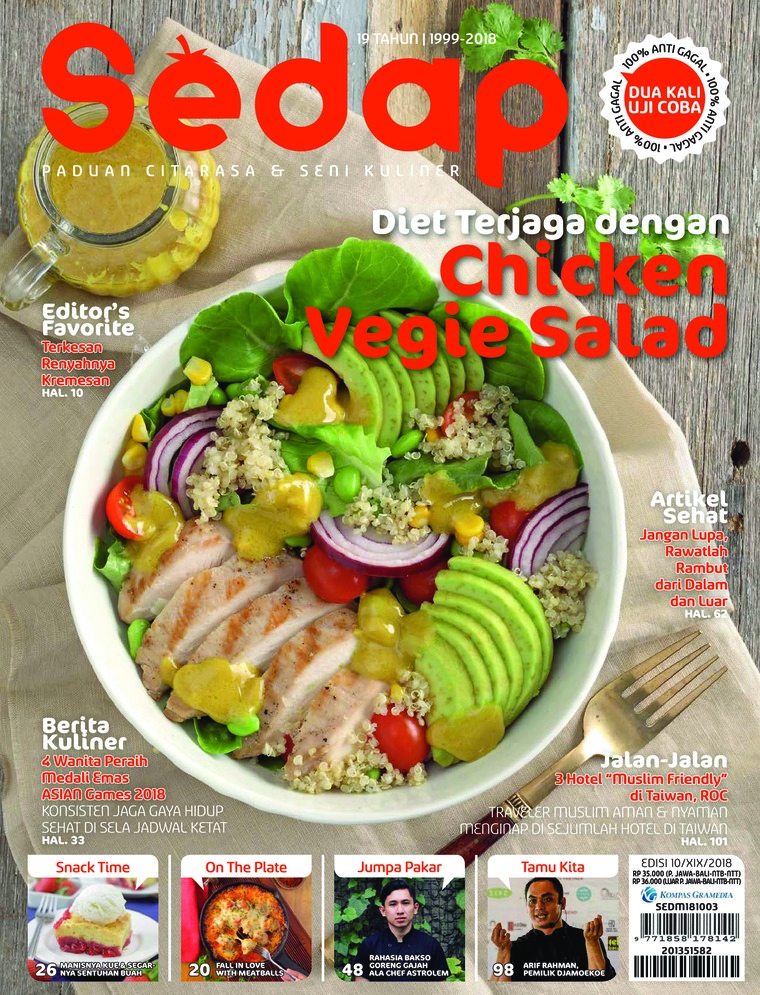 Sedap Digital Magazine ED 10 October 2018