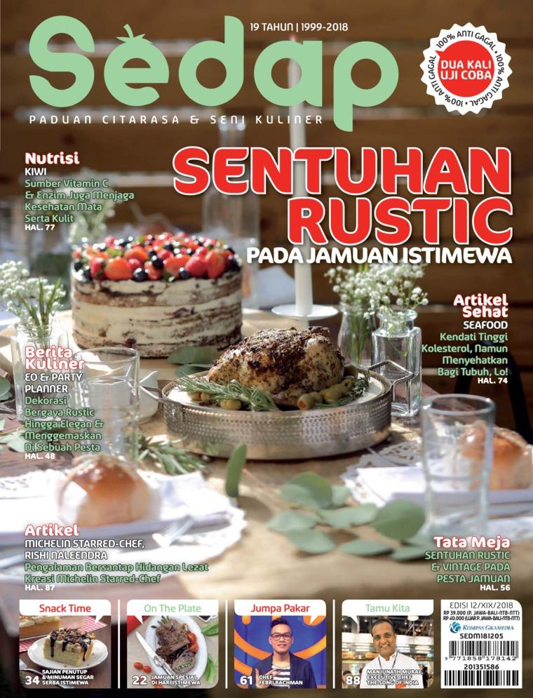 Majalah Digital Sedap ED 12 Desember 2018