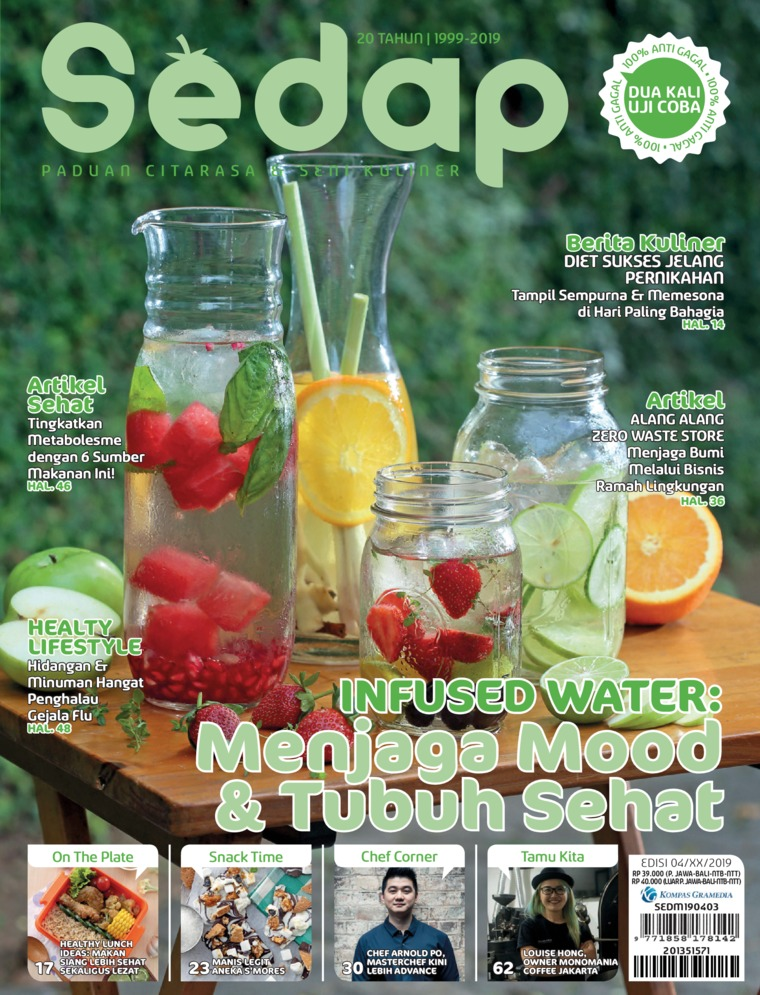 Sedap Digital Magazine ED 04 April 2019