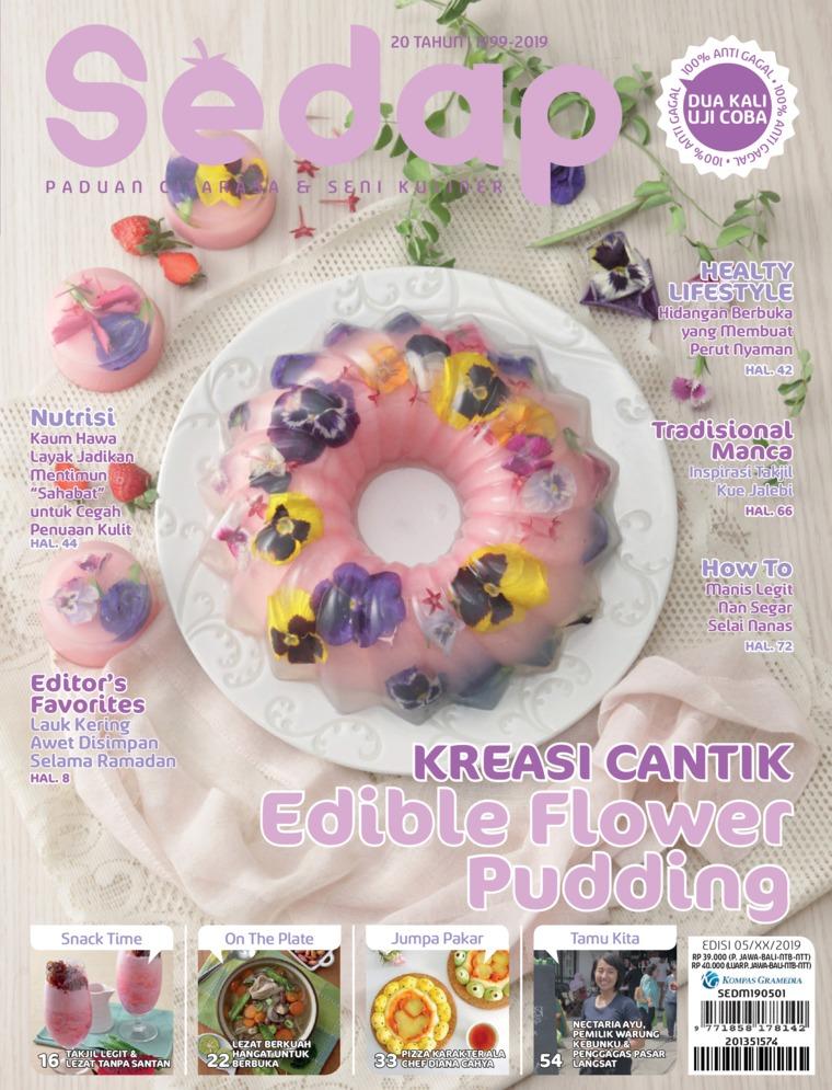 Sedap Digital Magazine ED 05 May 2019