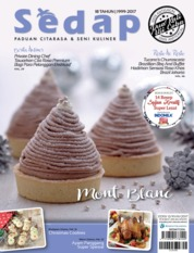 Sedap Magazine Cover ED 12 2017