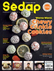 Sedap Magazine Cover ED 07 July 2018