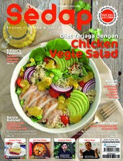 Sedap Magazine Cover ED 10 October 2018
