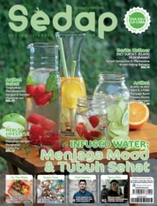 Sedap Magazine Cover ED 04 April 2019