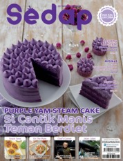 Sedap Magazine Cover ED 07 July 2019