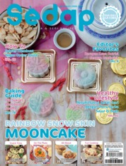 Sedap Magazine Cover ED 09 September 2019