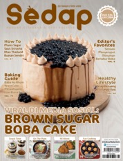 Sedap Magazine Cover ED 10 October 2019