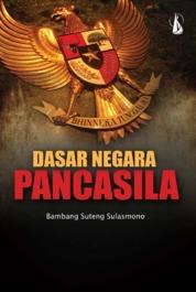Cover Dasar Negara Pancasila oleh Bambang Suteng Sulasmono