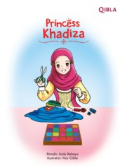 Princess Khadiza (Putri Shahabiyah) by Lisdy Rahayu Cover