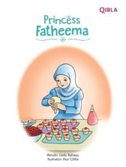 Cover Princess Fatheema (Putri Shahabiyah) oleh Lisdy Rahayu