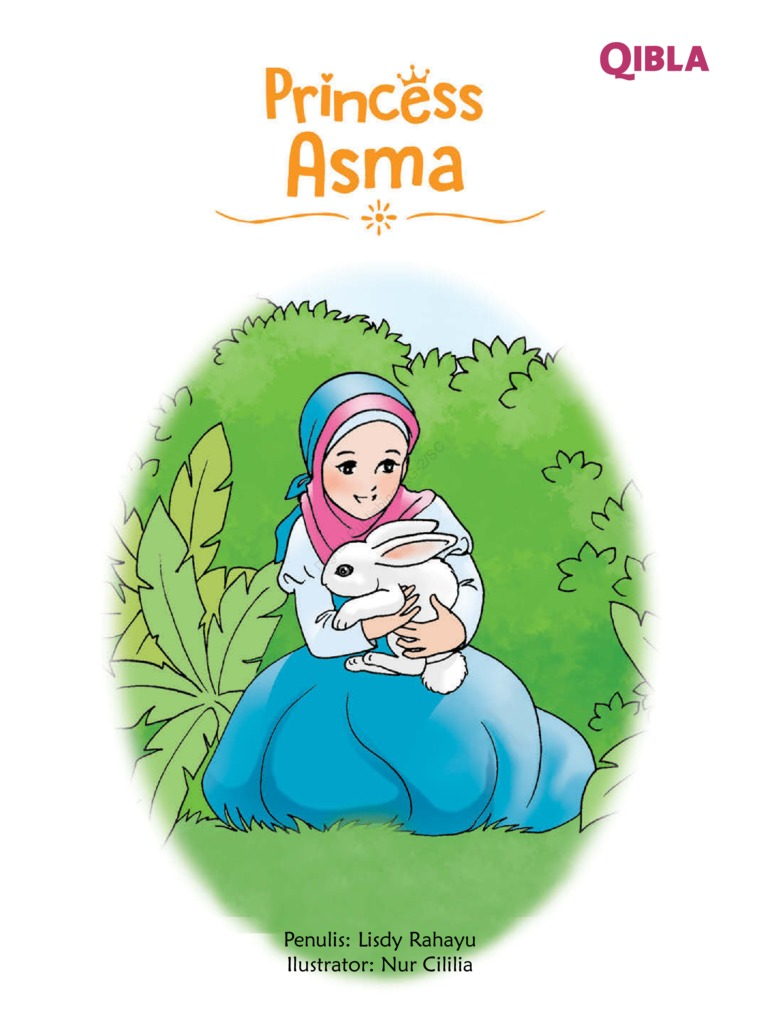 Princess Asma (Putri Shahabiyah) by Lisdy Rahayu Digital Book