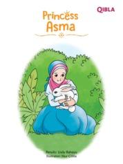 Cover Princess Asma (Putri Shahabiyah) oleh Lisdy Rahayu