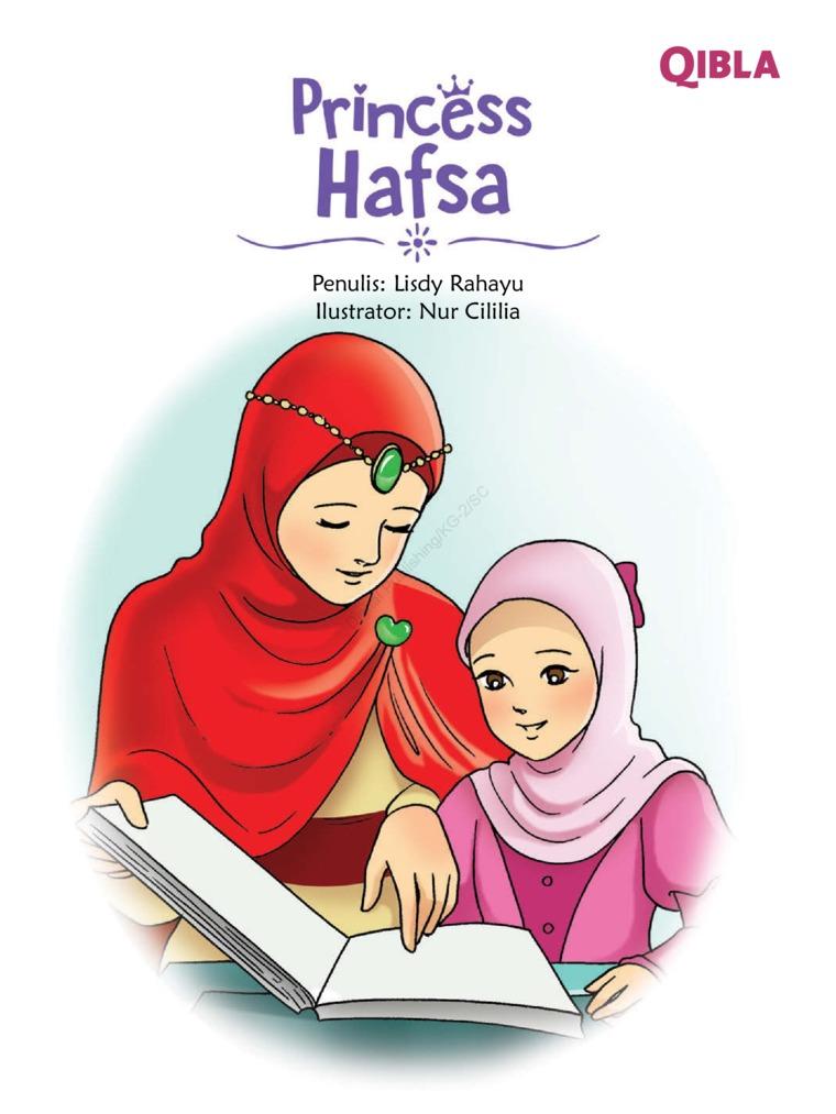 Princess Hafsa (Putri Shahabiyah) by Lisdy Rahayu Digital Book