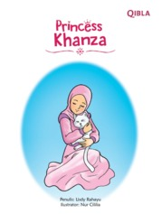 Princess Khanza (Putri Shahabiyah) by Lisdy Rahayu Cover