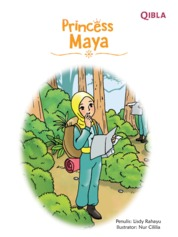 Princess Maya (Putri Shahabiyah) by Lisdy Rahayu Cover