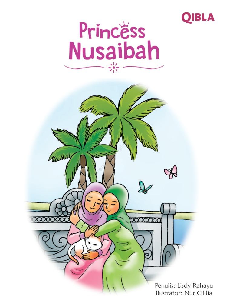 Princess Nusaibah (Putri Shahabiyah) by Lisdy Rahayu Digital Book
