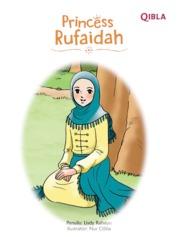 Cover Princess Rufaidah (Putri Shahabiyah) oleh Lisdy Rahayu