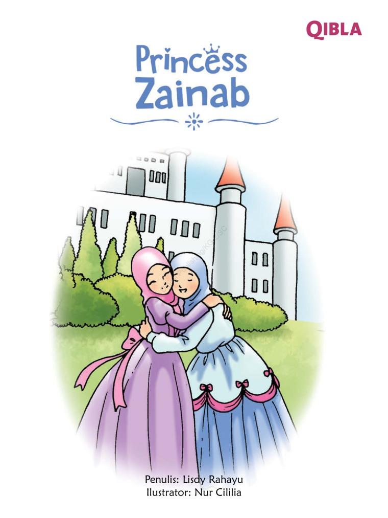 Princess Zainab (Putri Shahabiyah) by Lisdy Rahayu Digital Book