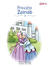 Cover Princess Zainab (Putri Shahabiyah) oleh Lisdy Rahayu