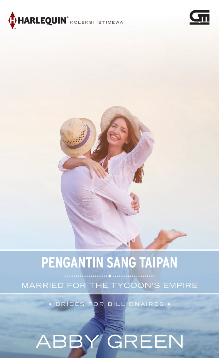 Harlequin Koleksi Istimewa: Pengantin Sang Taipan (Married for the Tycoon's Empire) by Abby Green Digital Book