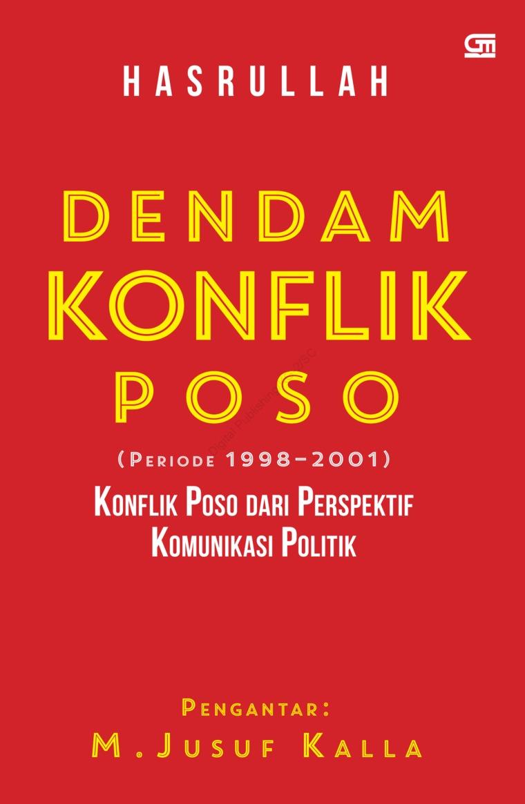 Buku Digital Dendam Konflik Poso (Cover Baru 2019) oleh Hasrullah