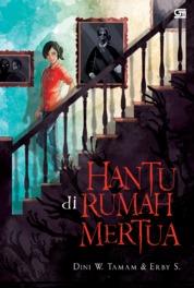 Hantu di Rumah Mertua by Dini W. Tamam Cover