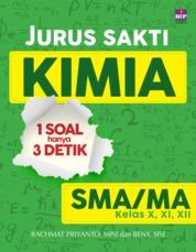 Cover Jurus Sakti Kimia oleh Rachmat Priyanto Dan Beny Ganteng