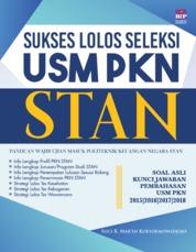 Cover Sukses Lolos Seleksi USM PKN STAN oleh Suci Rahayu Mar'ih