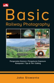 Cover Basic Railway Photography oleh Joko Siswanto