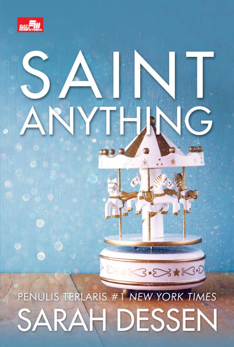 Buku Digital Saint Anything oleh Sarah Dessen