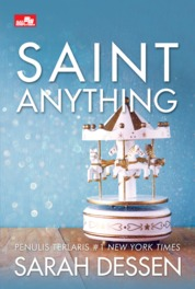 Cover Saint Anything oleh Sarah Dessen