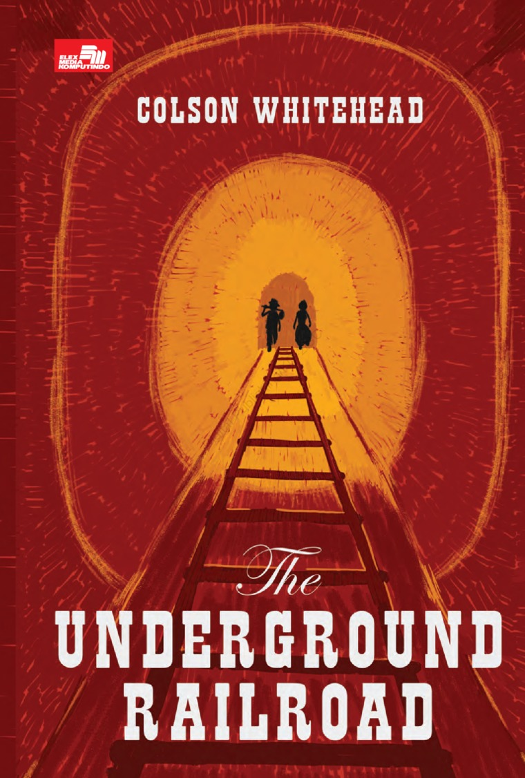 The Underground Railroad by Colson Whitehead Digital Book