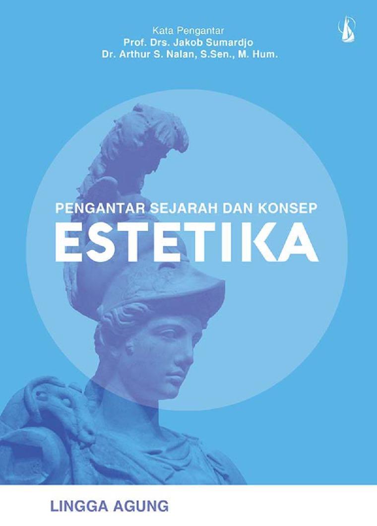 Buku Digital Estetika: Pengantar, Sejarah dan Konsep oleh Lingga Agung