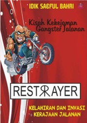 Restrayer by Idik Saeful Bahri Cover