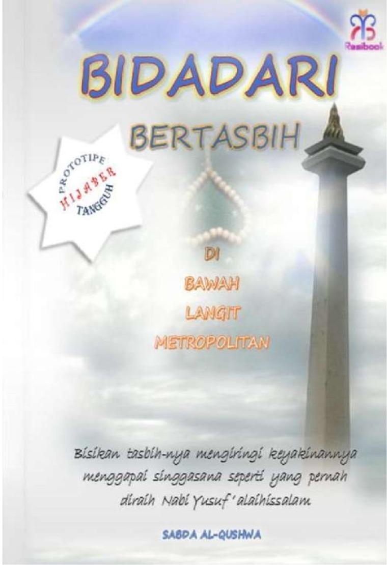 Buku Digital Bidadari Bertasbih di Bawah Langit Metropolitan oleh Sabda Al-Qushwa