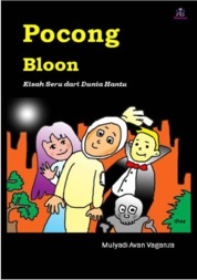 Pocong Bloon by Mulyadi Av Cover