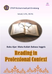 Cover Reading in Professional Context oleh Ismail, S.Pd, M.Pd.