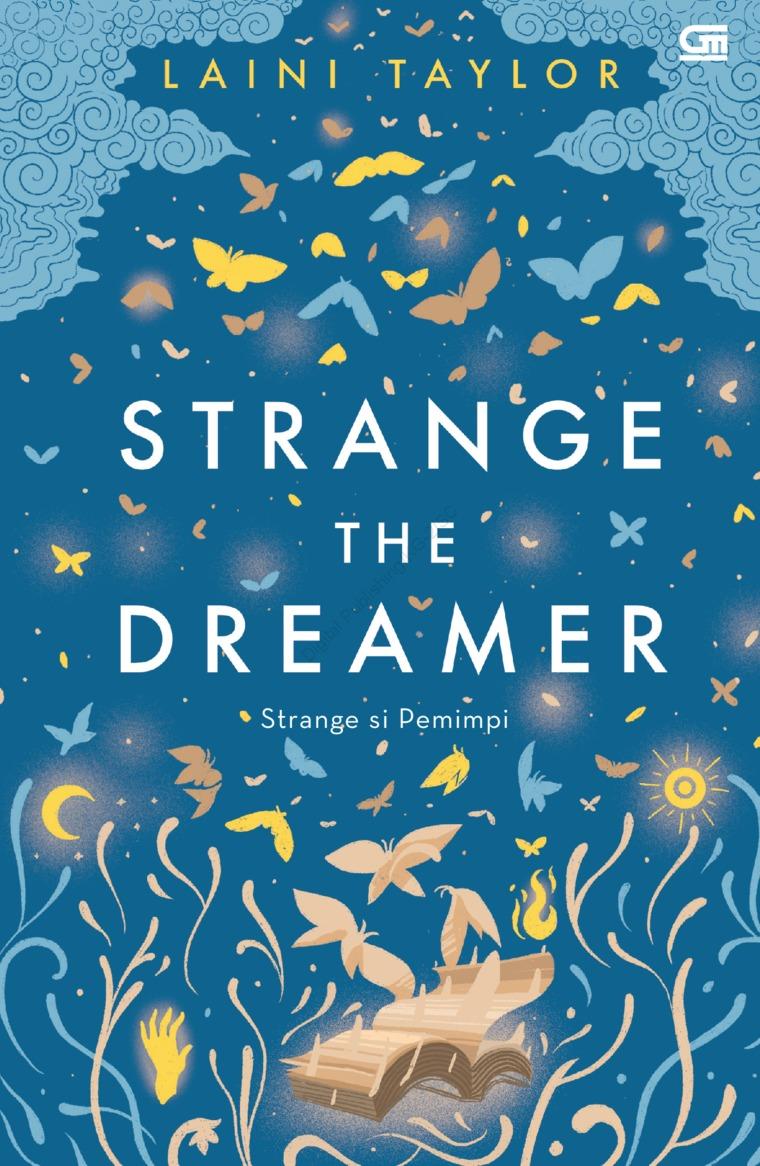 Strange si Pemimpi (Strange the Dreamer) by Laini Taylor Digital Book