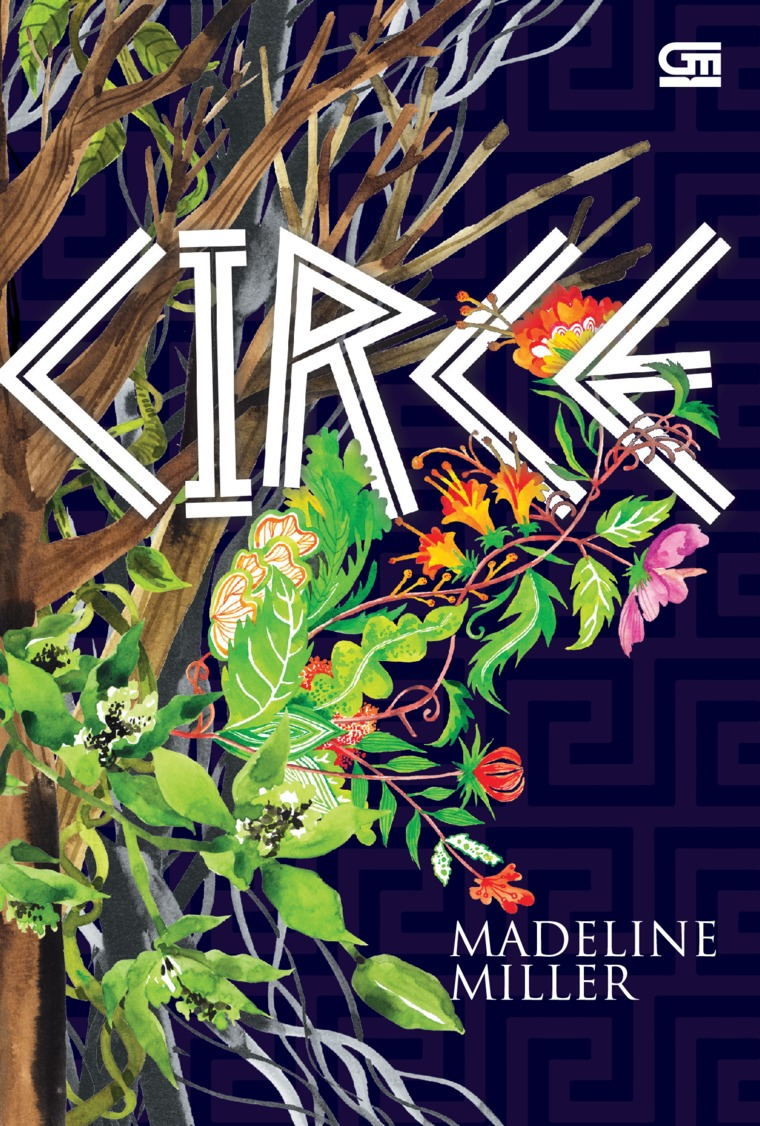 Circe by Madeline Miller Digital Book