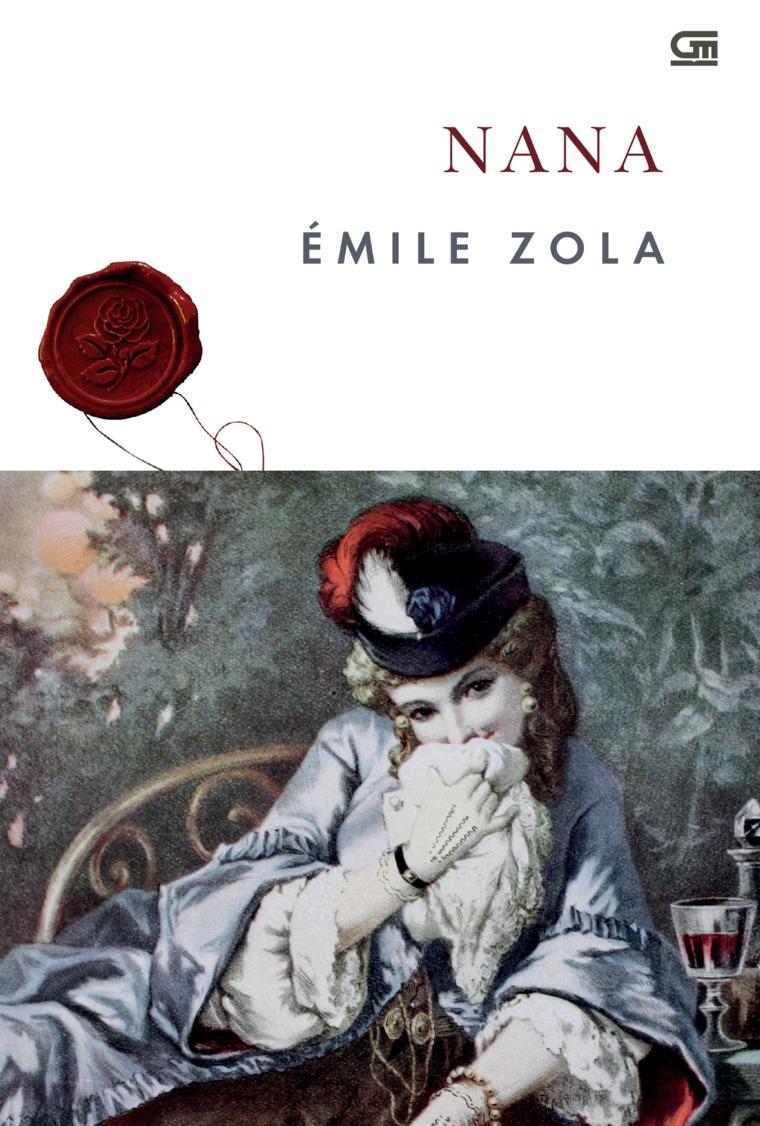 Nana by Emile Zola Digital Book
