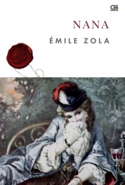Nana by Emile Zola Cover