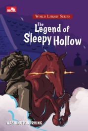 The Legend of Sleepy Hollow by Washington Irving Cover