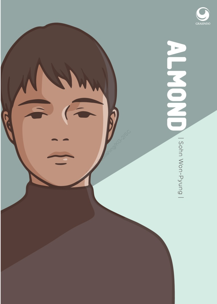 Buku Digital ALMOND oleh Sohn Won - Pyung