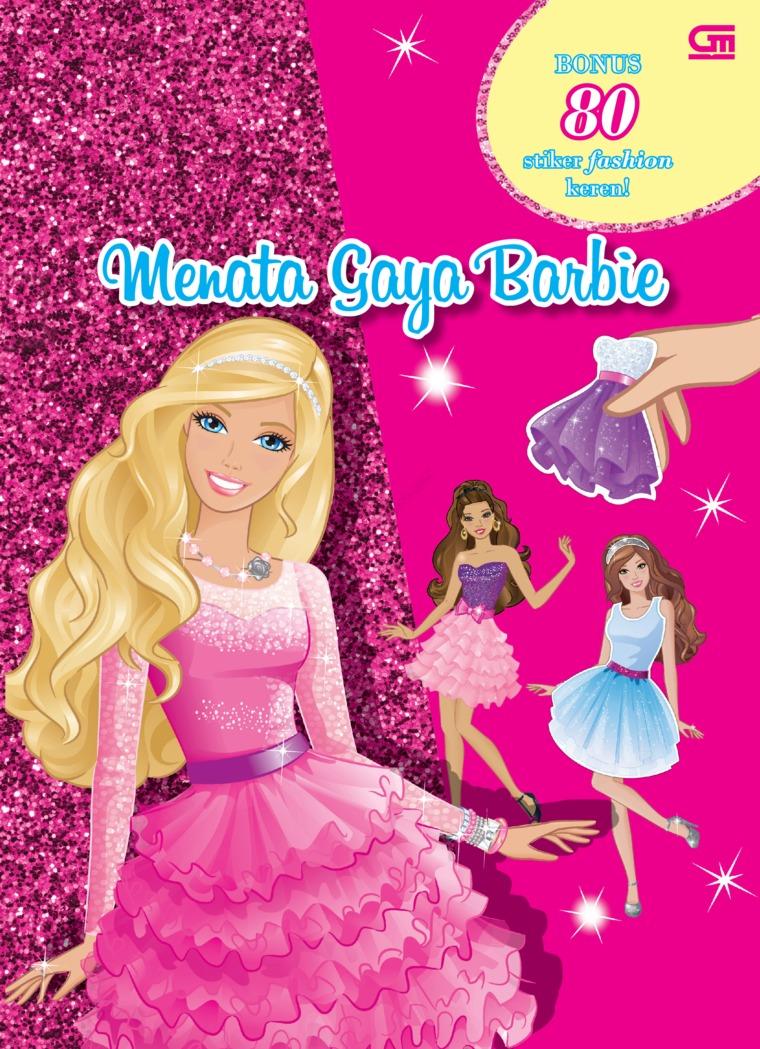 Barbie: Menata Gaya Barbie by Mattel Digital Book