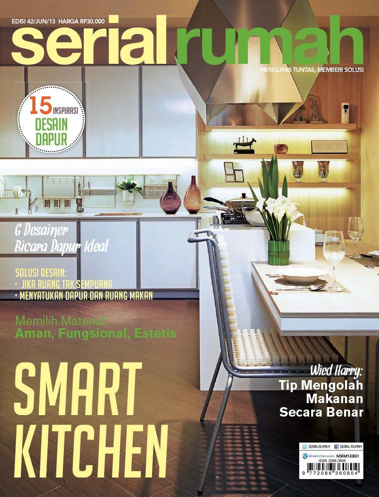 Jual Majalah Serial Rumah Ed 42 2017