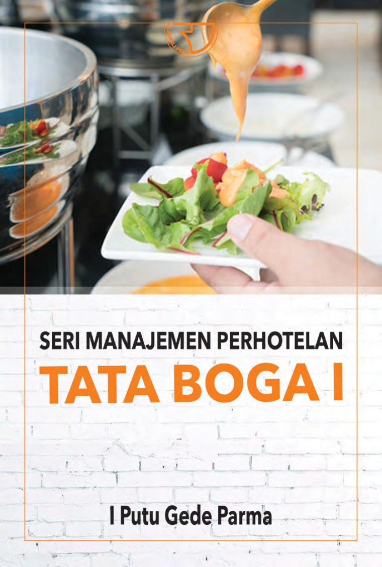 Buku Digital Tata Boga I oleh I Putu Gede Parma