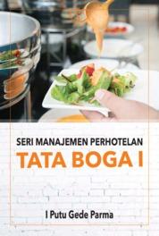 Cover Tata Boga I oleh I Putu Gede Parma