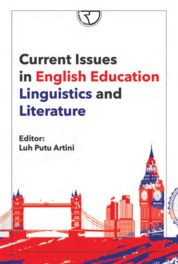 Cover Current Issues in English Education Linguistics and Literature oleh Luh Putu Artini